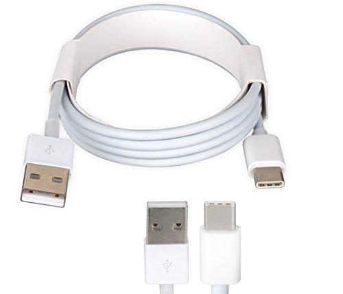 yayago USB 3.0 Typ-C Datenkabel geeignet für Medion Akoya P3401T Type C LadeKabel/Daten Kabel Weiß