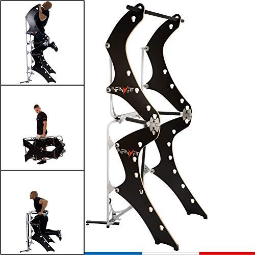InfinyFit 130-2 - La seule chaise romaine pliable