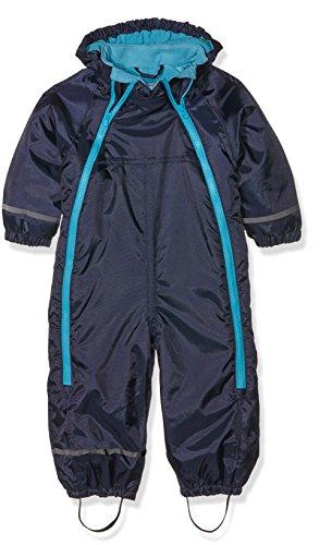 CareTec Baby Schneeanzug (verschiedene Farben), Blau (Dark Navy 7350), 80