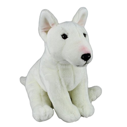 BULL TERRIER SOFT AND CUDDLY TOY