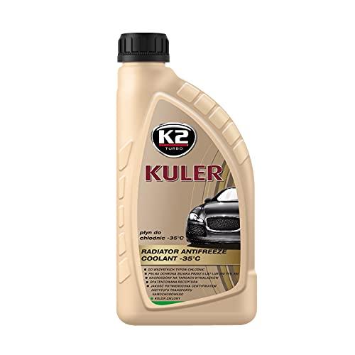 chłodn.zielony kapaliny 1L K2 Kuler 5lat150tys -35 ° C.