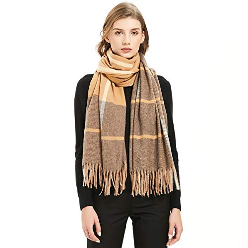 Chal Lana Mujer Invierno  marca Qrity