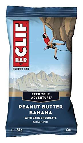 CLIF Bar Energy Bar, 12 x 68 g Riegel (Peanut Butter Banana)