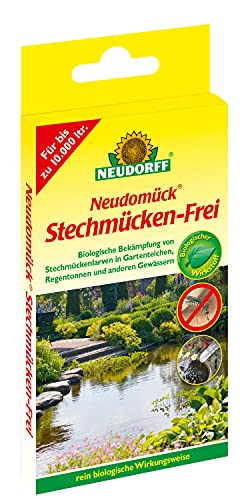 Neudorff Neudomück Stechmücken-frei, 10 Tabletten