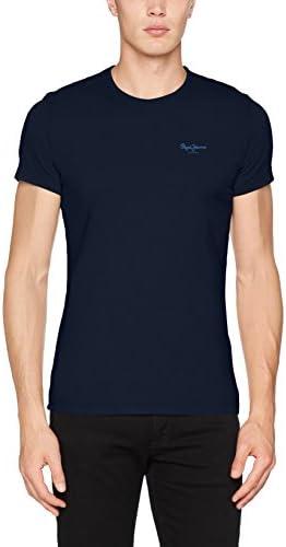 Pepe Jeans Camiseta para Hombre Cuello Redondo