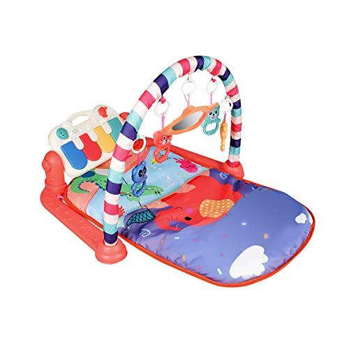 arthomer Gimnasio Bebes con Piano Pataditas Manta Actividades Bebe Parque de Juegos para Infantil Regalos Originales para Bebes Recien Nacidos