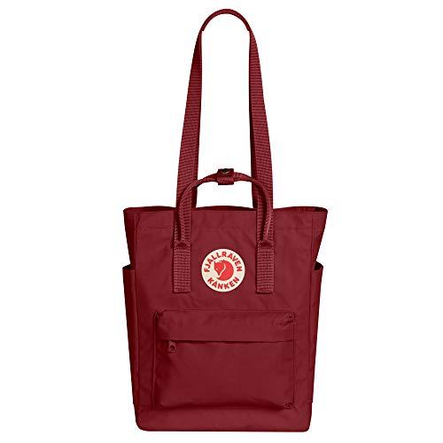 Fjällräven Unisex-Adult Kånken Totepack Carry-On Luggage, Ox Red, Einheitsgröße