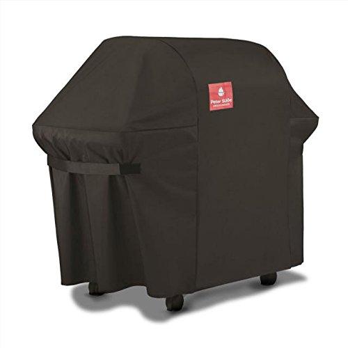 Housse de protection professionnelle pour barbecue - Dimensions : 130 x 50 x 100 cm.