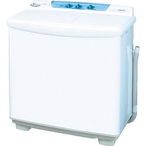 HITACHI 青空 2槽式洗濯機 ホワイト PS-80S-W