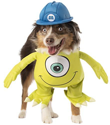Rubie's Disney: Monster's Inc Mike Pet Costume, Large
