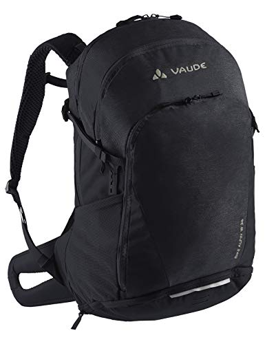 Vaude Damen Rucksäcke20-29l Women's Bike Alpin 24, Black, One Size, 14360