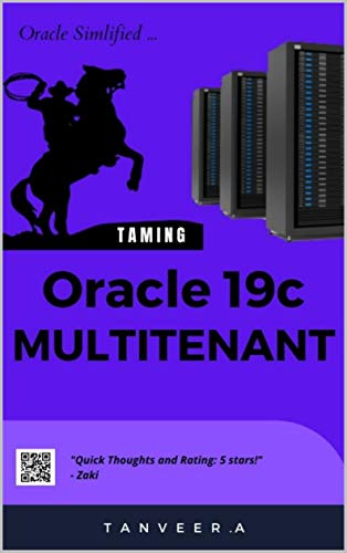 Oracle 19c Multitenant: Oracle Simplified (English Edition)