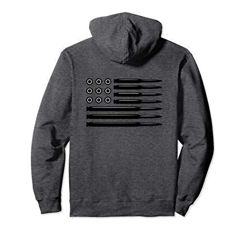 Second Amendment USA Flag - Bullets & Ammo