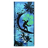 IAMZHL Summer  Towel 70 * 140cm Absorbent Microfiber Bath Towels Adult Quicky-Dry Camping Large Swimming Shower Yoga Sport Towels 1x-6