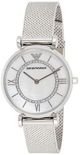 Emporio Armani Reloj Analógico para Mujer de Cuarzo AR11319