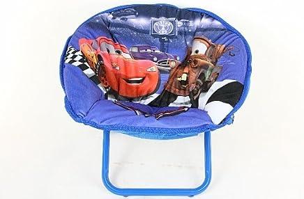 Cars Foldable Mini Saucer Chair