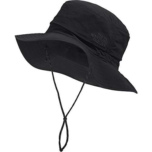 (ザ ノースフェイス) The North Face バケットハット 帽子 ホライズン ブリーズ ブリマーハット HORIZON BREEZE BRIMMER HAT CAP キャップ ロゴ メンズ レディース (TNF BLACK(ブラック), L/XL(57-60cm)) [並行輸入品]