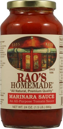 Rao's Homemade All Natural Marinara Sauce, 24 Ounce (Pack of 2)