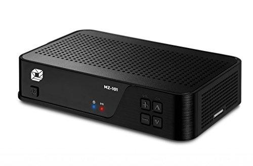 Diveo HD Sat Receiver mit HD-TV Karte inklusive 3 Monate gratis Empfang von über 50 Sendern in HD-Qualität