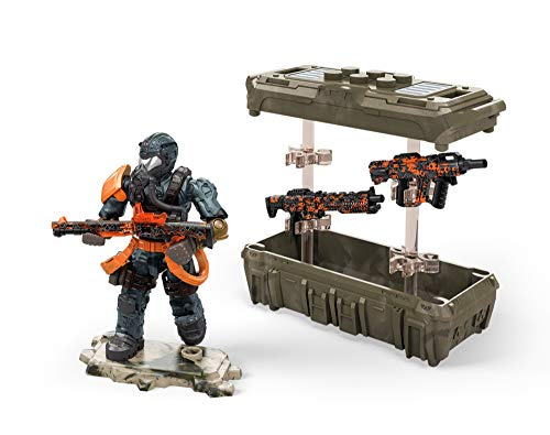 Mega Construx Call of Duty Firebreak Weapon Create Set