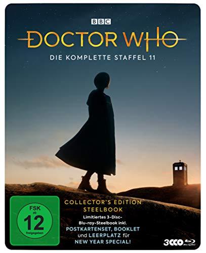Staffel 11 (Limited Steelbox Edition) [Blu-ray]