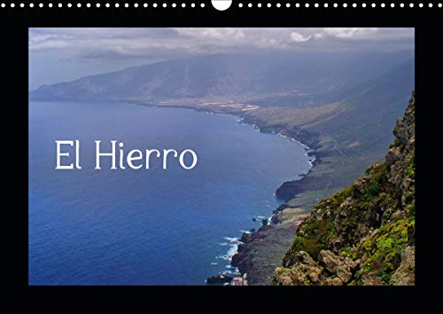 El Hierro (Wandkalender 2021 DIN A3 quer)