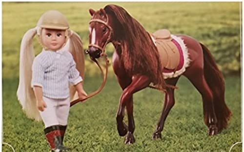 productos creativos LORI by OG  Aveline with marrón American Quarter Quarter Quarter Horse by Lori  increíbles descuentos