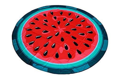 Premium trendy extreem absorberende strandhanddoek watermeloen - wikkeldoek tuniek pareo sarong doek douchehanddoek badhanddoek