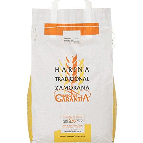 Harina Tradicional Zamorana 5kg.: Amazon.es: Alimentación y bebidas