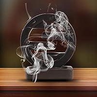 20個入りの逆流香バーナー香料革新的な家の装飾香料ホルダー香炉リビングルームオフィス飾り