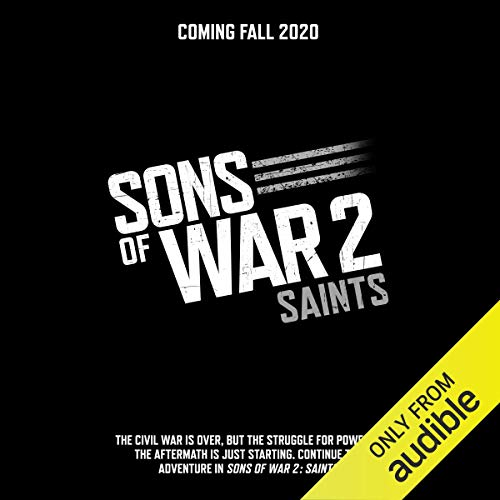 Sons of War 2: Saints cover art