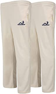 Woodworm Pro Series Mens Cricket Trousers - 2 Pack