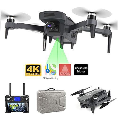 MEIGONGJU Beste Drone 4K HD GPS Follow Me Drohne WiFi FPV Quadcopter Brushless-Motor ESC Kamera Smart-Rückkehr Drohne Kamera Fly 1800 Meter