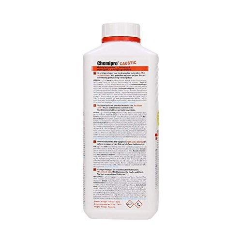 chemipro caustic 1 kg - Reiniger für Bierbrauer auf Chlorbasis