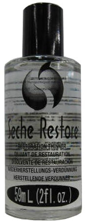 プロテスタントズボンソビエトSeche リストア薄め液レフィル 59ml