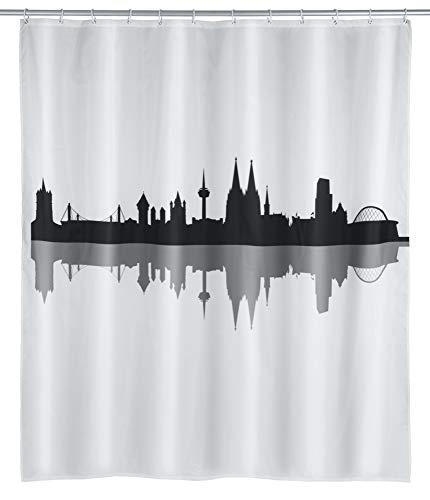 WENKO Duschvorhang Köln