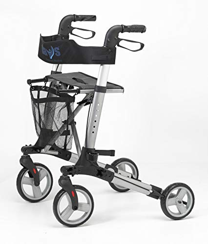 Patterson Medical lichte rollator Deluxe
