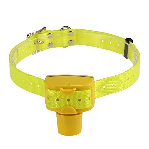 Lixada Jachthond Beeper Yellow Hunter Indicator Waterafstotende hondenhalsband voor kleine middelgrote honden