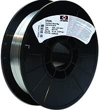 Harris 0308LF2 308L Welding Wire, Stainless Steel Spool, 0.035
