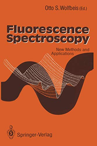 Fluorescence Spectroscopy: New Methods and Applications