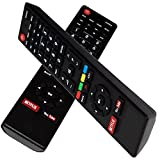 Mando Universal TV, Mando a Distancia con botón Netflix y Youtube, Compatible con la mayoría de televisores de Todas Las Marcas - Fácil de Usar.