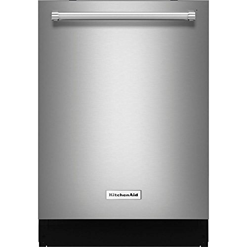 Kitchen Aid KDTE234GPS 46dB Stainless Built-in Dishwasher with 3rd Rack