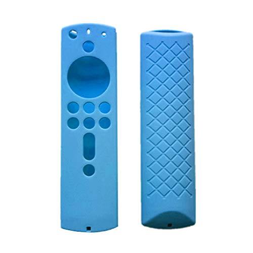 xiaoyao24 - Carcasa de silicona para mando a distancia de 4 K