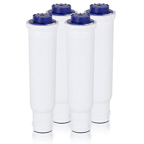 Laica Power Aroma waterfilterpatroon Nivona Cafe Romatica schroefbaar (4 stuks)