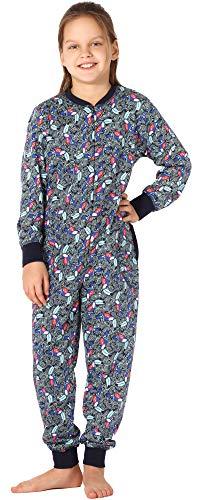 Merry Style Meisjes Pyjama Slaap Onesie Jumpsuit Overall MS10-186