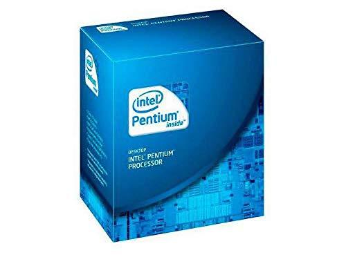 Intel Pentium E6600 - Procesador