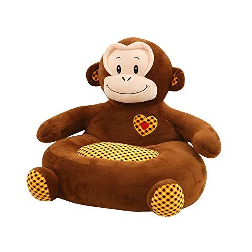 ABIA Karikatur Bär Lazy Little Kids Sofa Plüsch Sessel Kindersitz Hocker