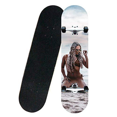 WYJW Standard Skateboard 31