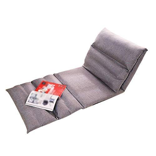 AYCPG Sofá Plegable Perezoso, cómodo Semi-Plegable y versátil para seminarios de Lectura de televisión de televisión o Juego Elegante de Juego lucar (Color : B)