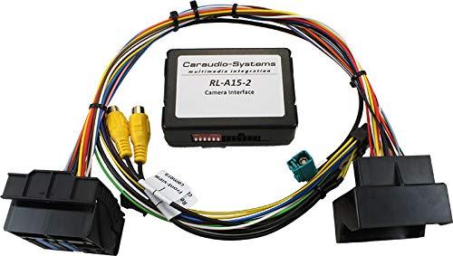 Front und Rückfahrkamera Interface RL-A15-2, passend für Mercedes Benz Vito W447 mit Audio15 Geräten